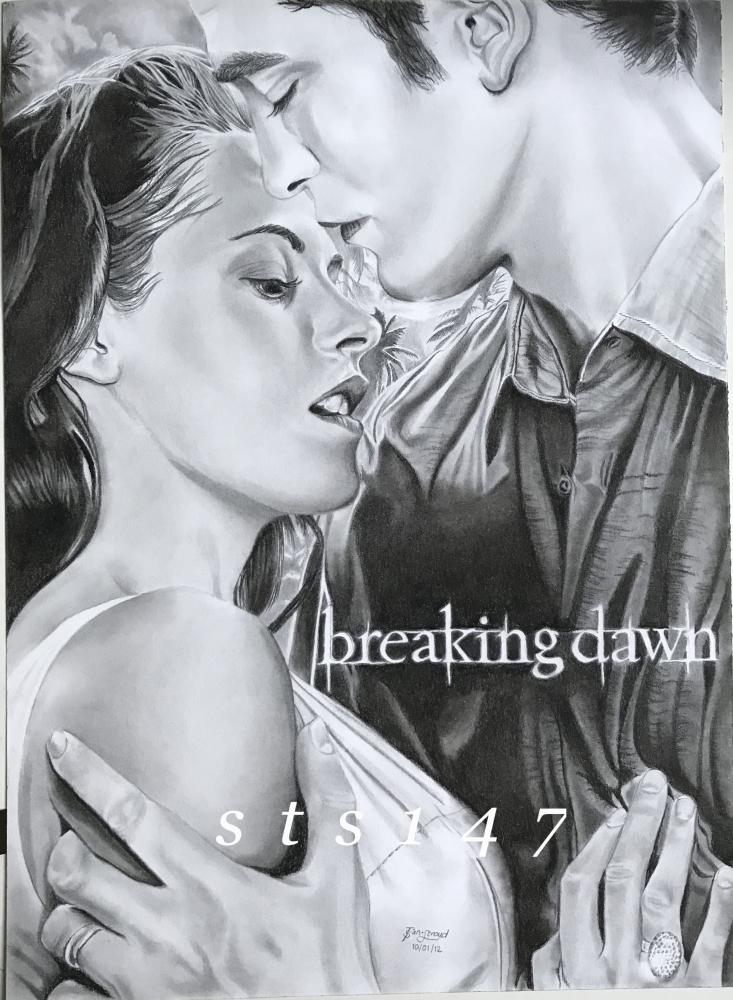 Kristen Stewart, Robert Pattinson por sts147
